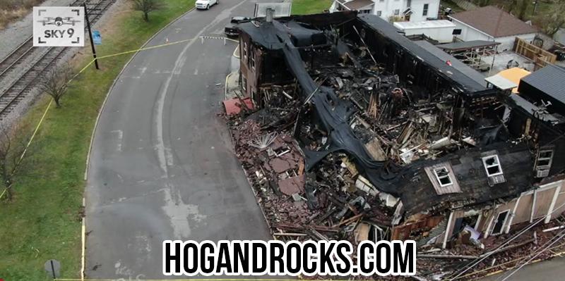 Kampanye Penggalangan Dana Untuk Hog Rock Cafe Setelah Terajadi Kebakaran